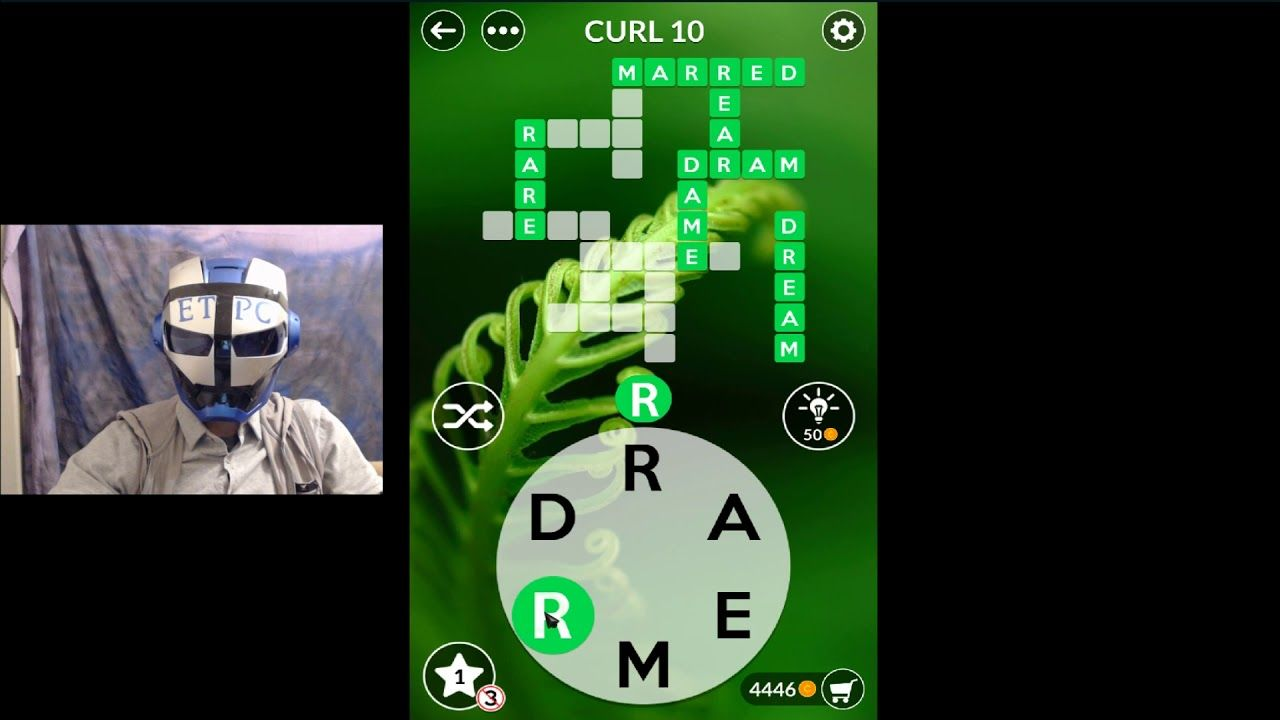 WORDSCAPES RAINFOREST, CURL 10 ANSWERS | 10 things, Modern ...