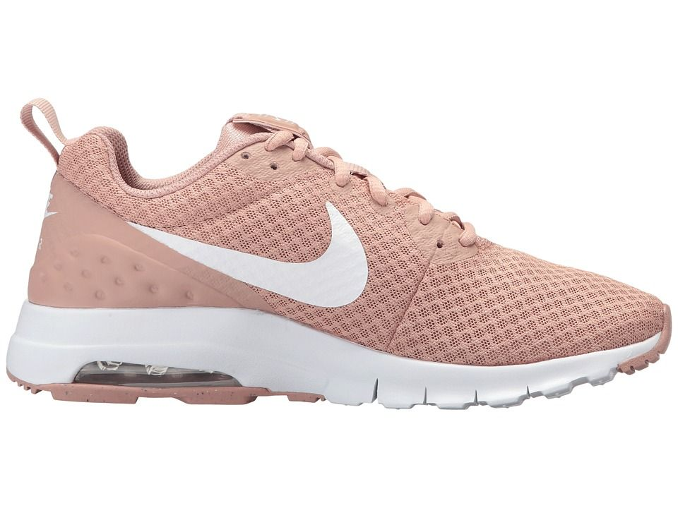 Nike Air Max Motion Lightweight LW Women s Shoes Particle Pink White ... b0a72803118b