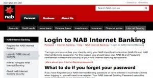 Nab Sign In Nab Com Au National Australia Bank National Australia Bank Signs National