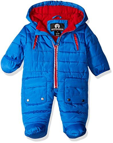 Infant Snowmobile Suit