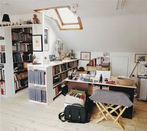 Writers Rooms Seamus Heaney Dream Home Writers Desk