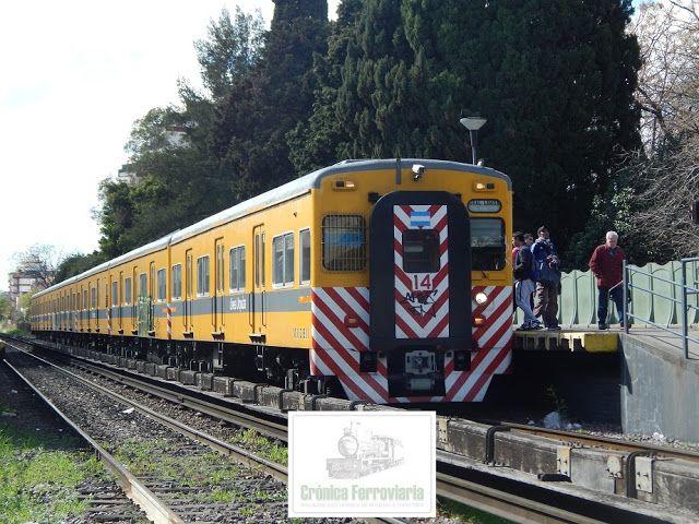 """CRÓNICA FERROVIARIA: Ferroviarios del Urquiza: """"La empresa Metrovías se..."""