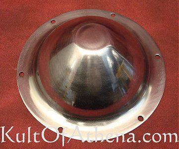 Large Shield Boss- 14 Gauge Steel