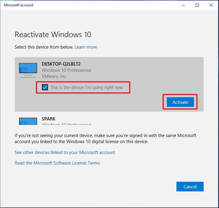 How to re activate windows 10 after a hardware change windows 10 how to re activate windows 10 after a hardware change ccuart Image collections