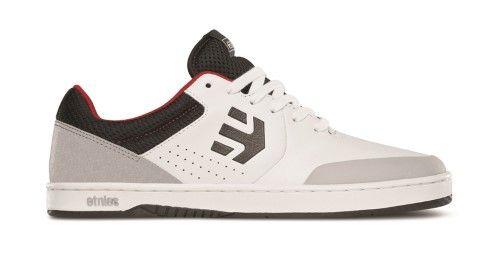 Etnies Skate Shoes Marana White/Black