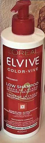 شامبو لوريال للشعر المصبوغ وحماية لون الصبغة لوريال الاحمر L Oreal Shampoofor Color And Color Protection Hand Soap Bottle Soap Bottle Color
