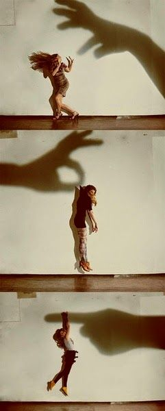 Skyline High School Digital Photography I: Shadow Pictures Project Ideas