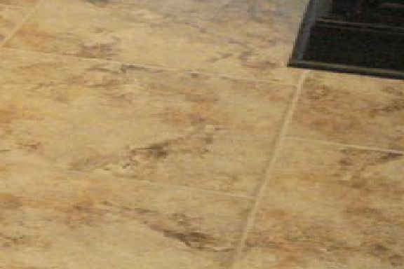 Neutral Ceramic Tile In Kitchen Color