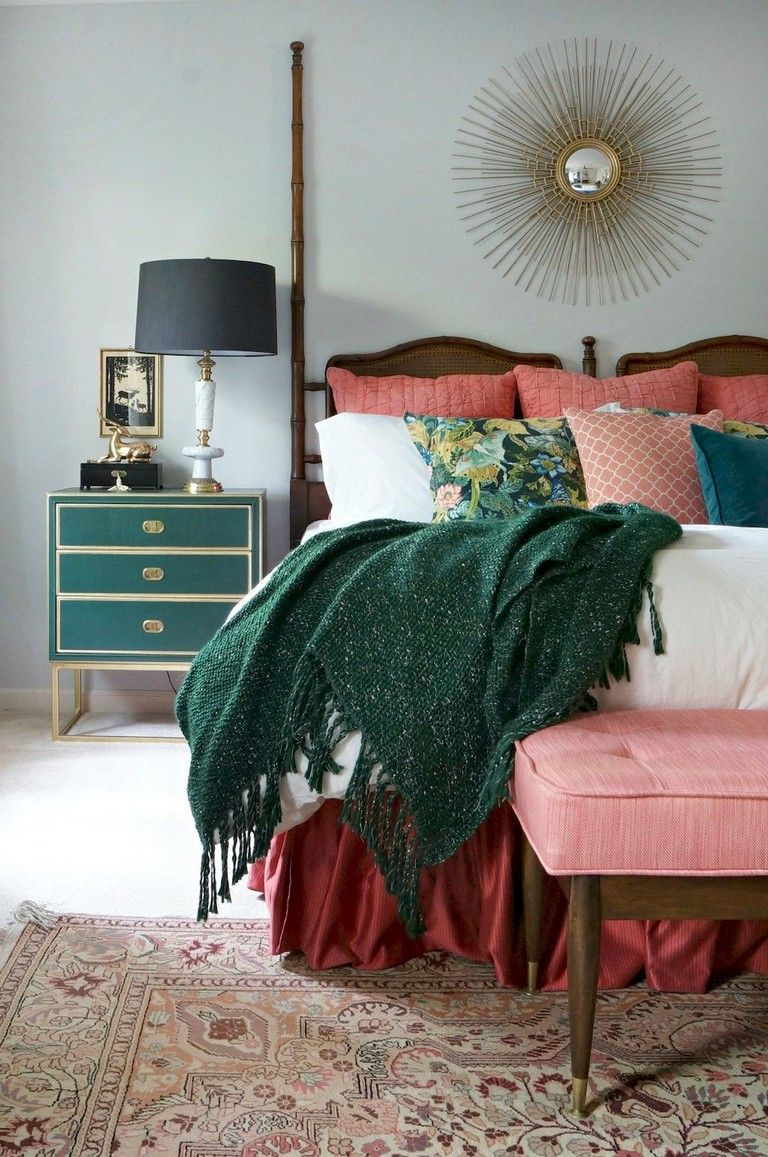 3+ Comfy Eclectic Master Bedroom Decor Ideas and Remodel