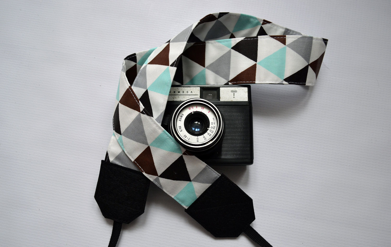 Camera strap geometric Custom photographer camera harness