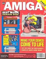 CU Amiga (Jul 1992) front cover