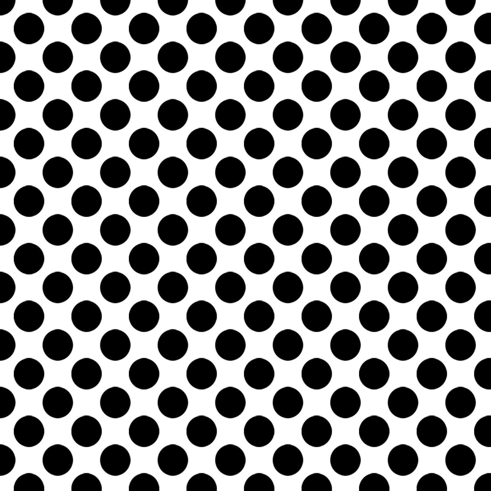 Scrapbook ideas black background - Free Digital Backgrounds Scrapbook Paper Black And White Spots Dots
