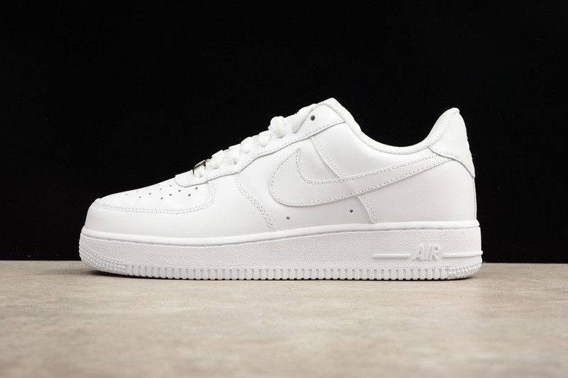 Nike Air Force 1 Low-Cut Mens Shoes 315122-111 All White on  www.offwhiteairforce.com 0d8d66511