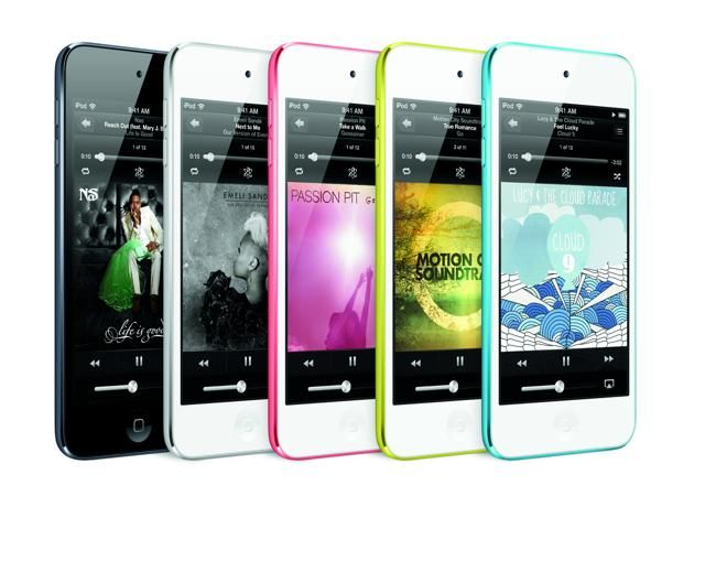 Ipod Touch 2012 Enters The Fifth Generation Ipod Touch 6th Generation Ipod Touch 5th Generation Ipod Touch 6th