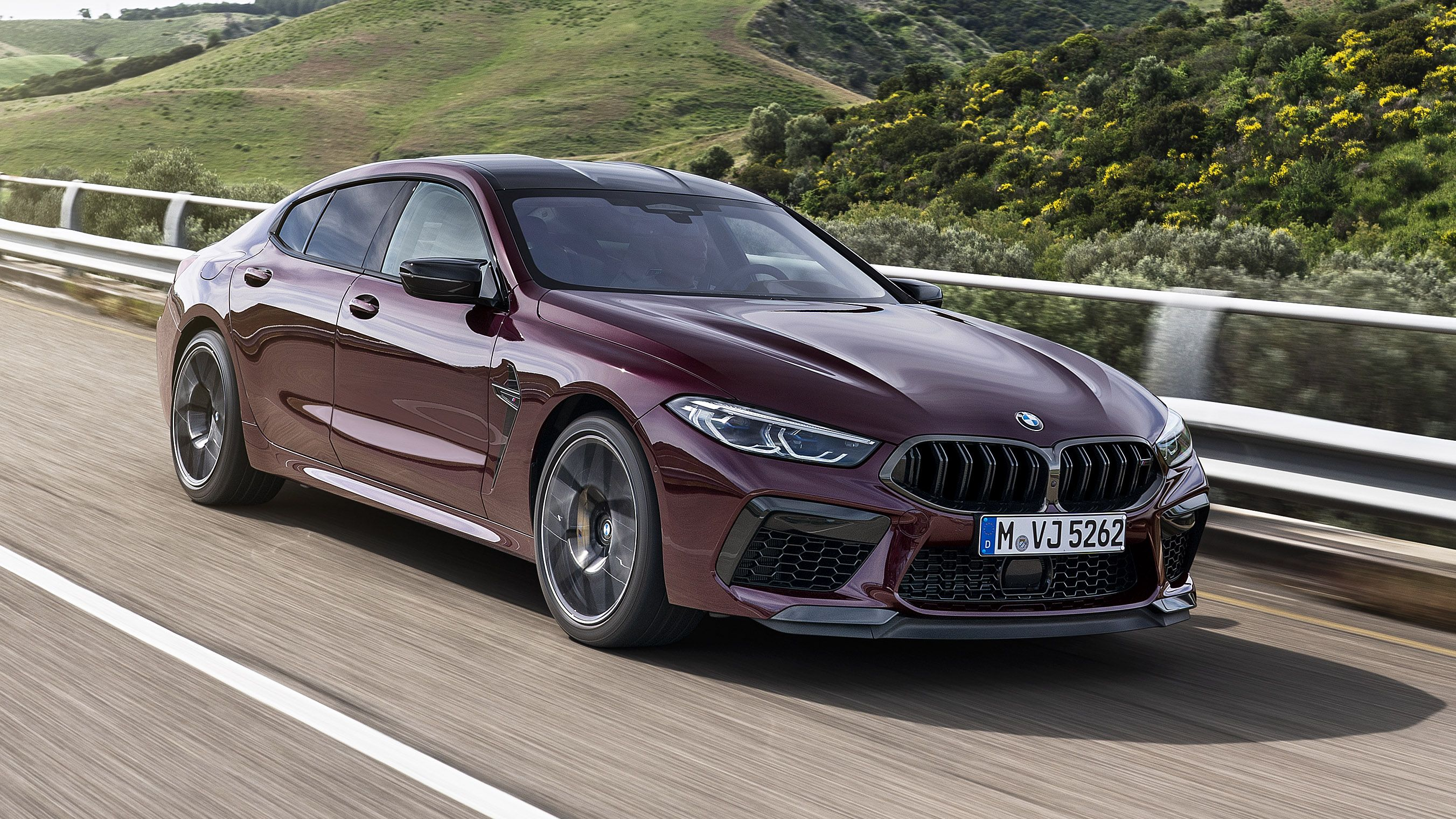 2020 Bmw M8 Gran Coupe Revealed With Competition And First Edition