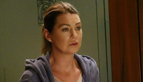 Grey\'s Anatomy Photo Preview: What\'s Meredith Hiding? (Season 13 ...