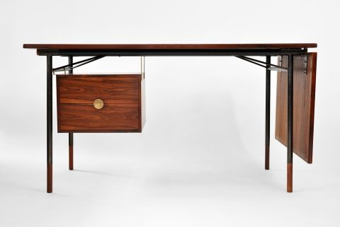 Finn Juhl desk for Bovirke