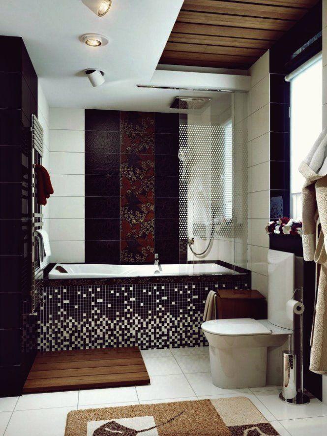 Wie schmückt man kleine Badezimmer? | Badezimmer design ...