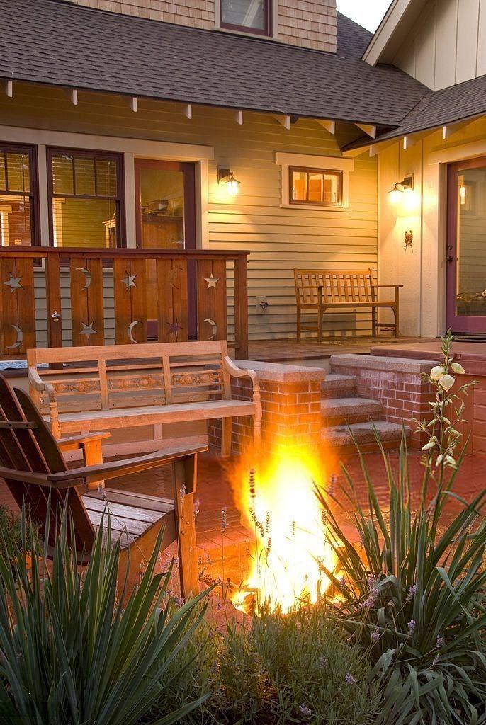 Photo of 20 Fire Pit Garden Ideas