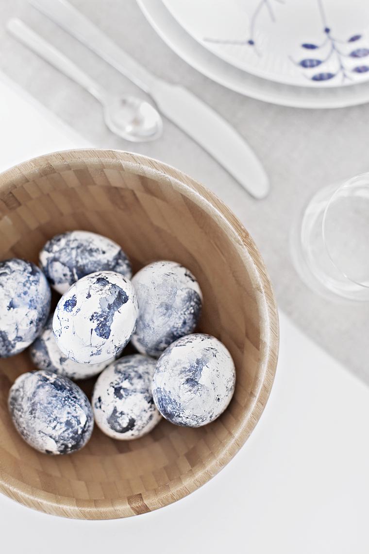 Stylizimo | Easter table setting & DIY Eggs
