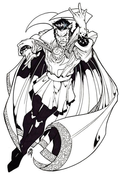Pin By Ramon Serantes Gomez On Marvel Comics Doctor Strange Comic Doctor Strange Drawing Doctor Strange