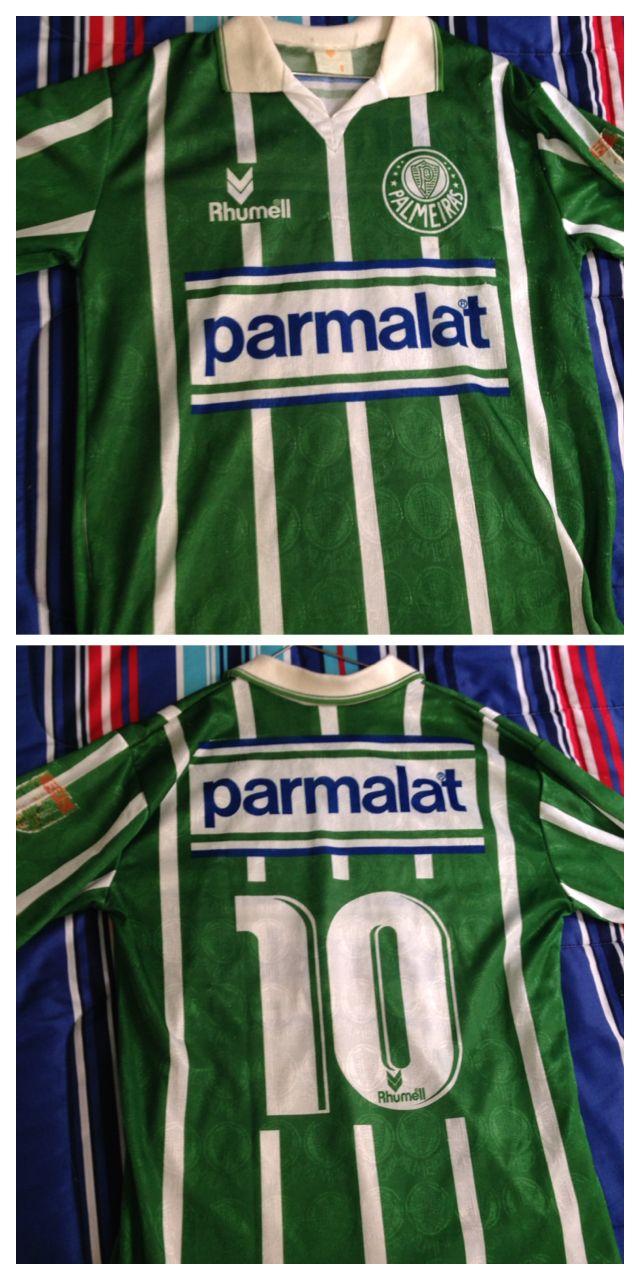 Palmeiras 1993 Campeao Paulista Uniformes Futebol Futebol E