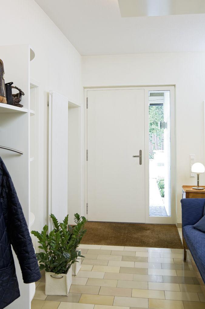 Perfect Haustür Innen Weiß