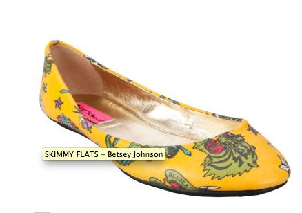 Flats. - Betsey Johnson