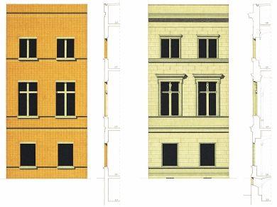 Giorgio Grassi Neues Museum 1993 Architektur Gebaude Fassade