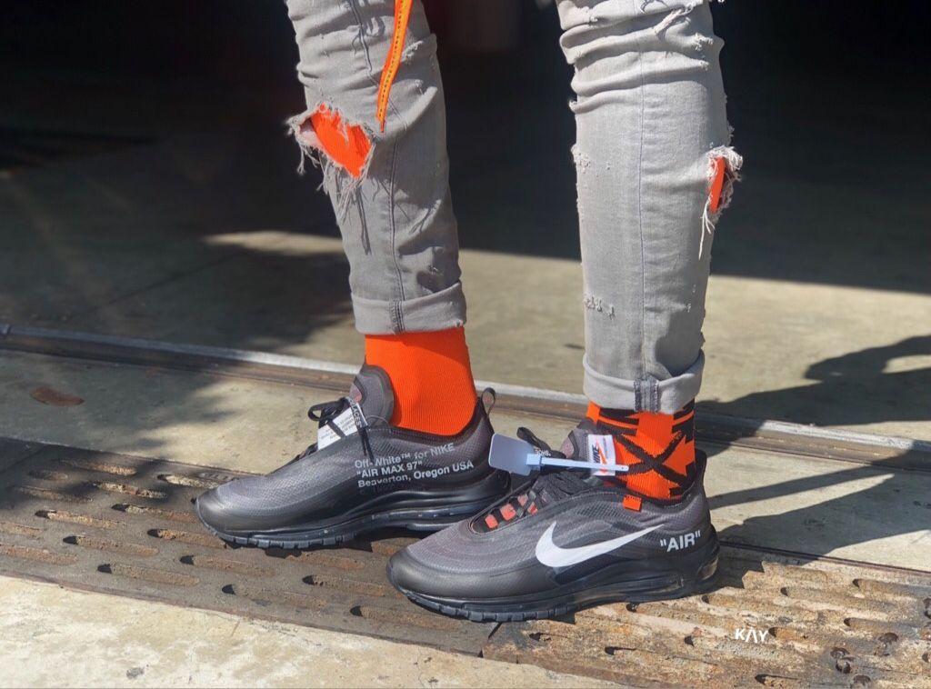 Off White Nike Air Max 97 Black AJ4585 001 Release Date