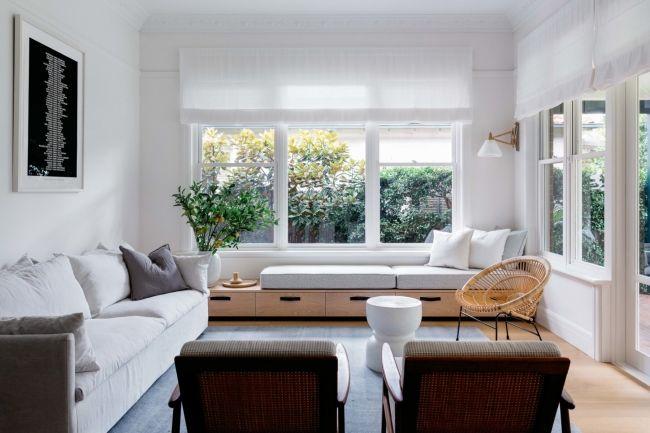 See The Best Interior Design In Australia Bungalow Interiors Residential Interior Minimalist Living Room House interior designs australia