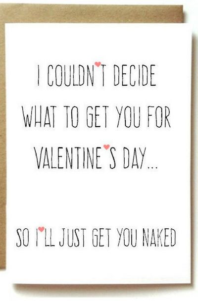 Spire Trends Sexy Naughty And Funny Valentines Day Cards