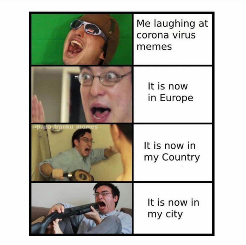 Pin On Funny Corona Virus Memes