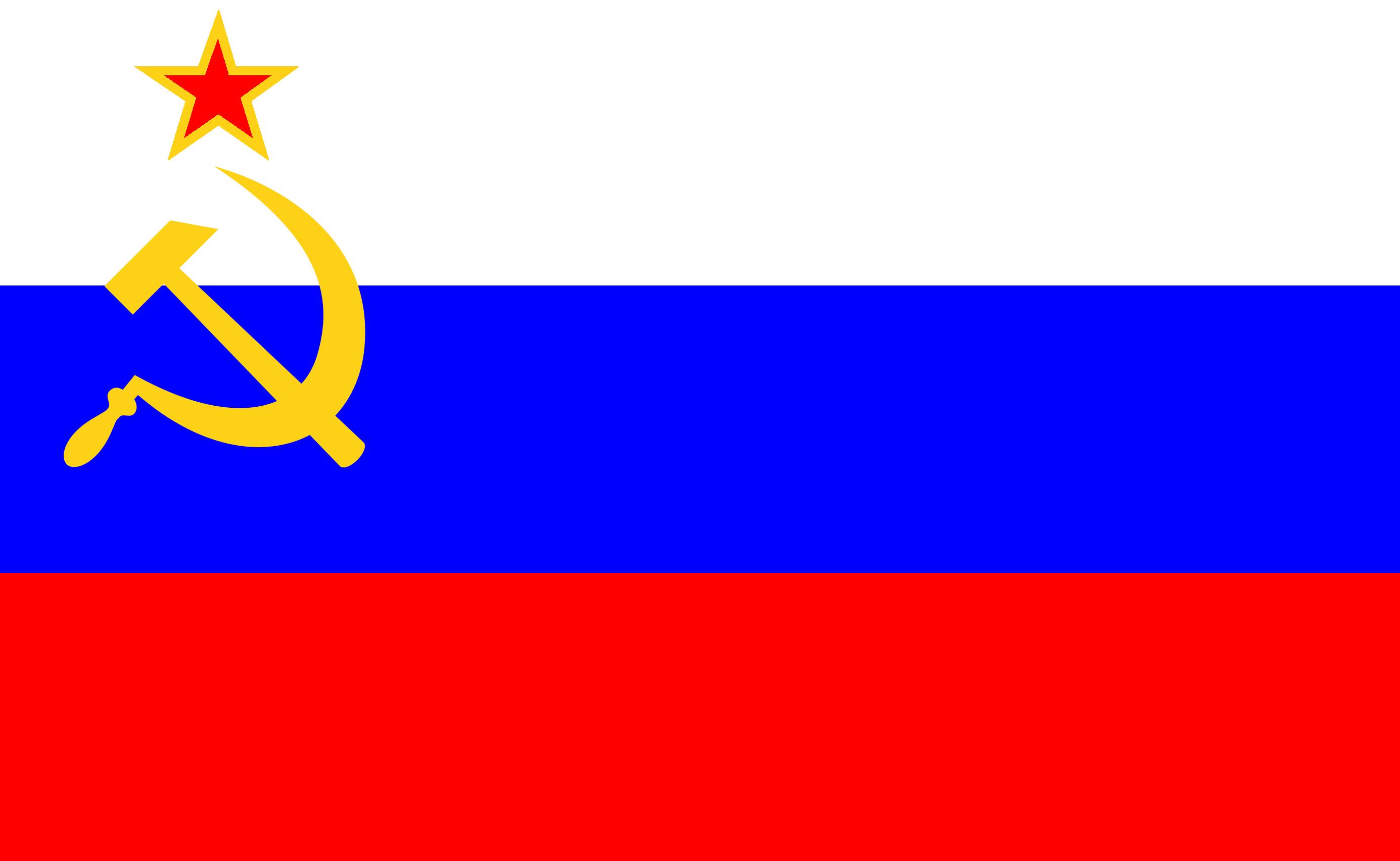 New Russian Flag Russian Flag Russia Flag Flag