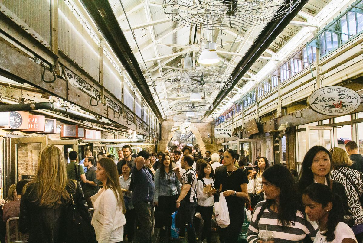 Chelsea Market - Let's Explore Magazine | Curated Inspiration- w/highline
