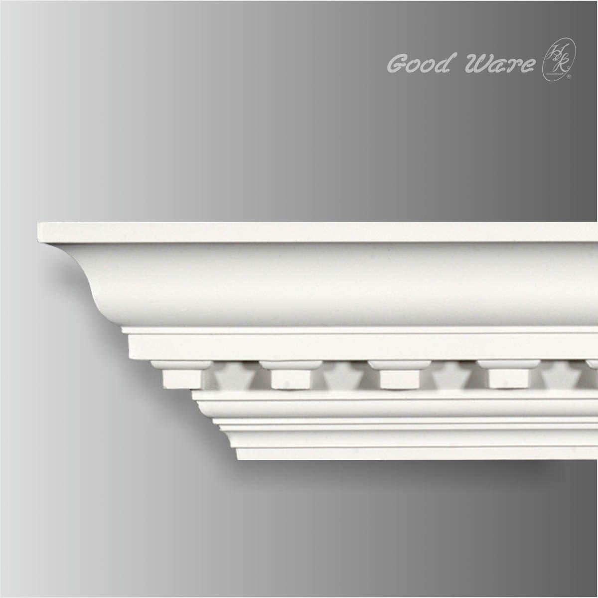 Polyurethane Dentil Cornice Moulding Designer Supplier Cornice Moulding Cornice Crown Molding