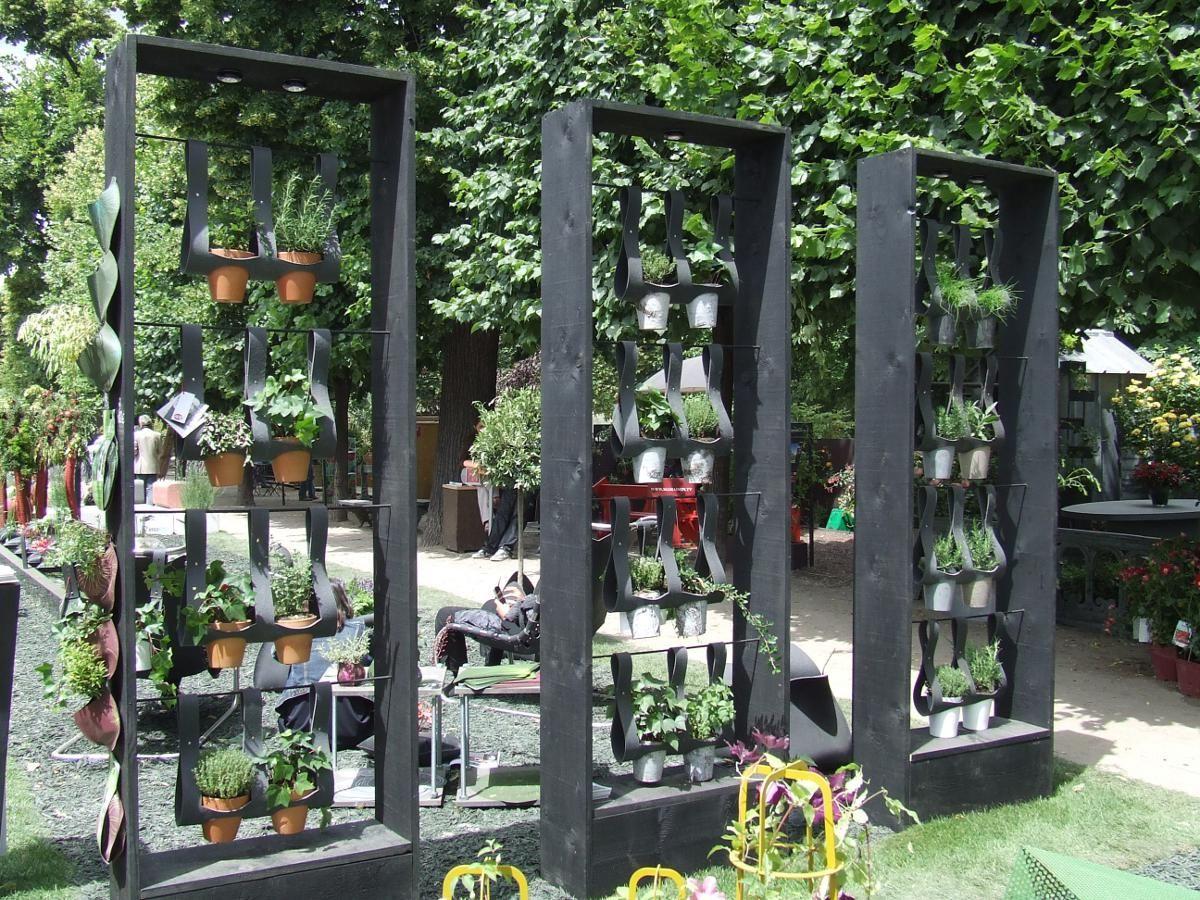 Best Deco Jardin Recyclage Contemporary - Design Trends 2017 ...