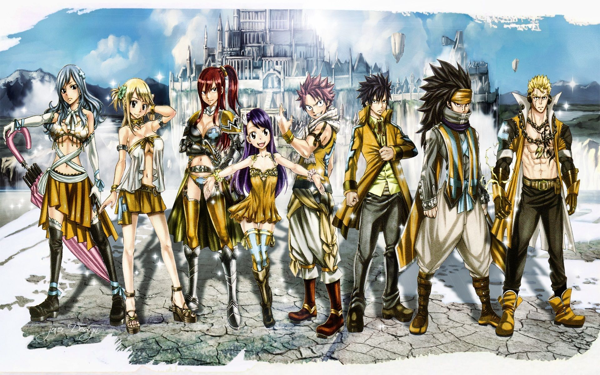 fairy tail wallpaper hd 1080p Wallpaper Fairy tail