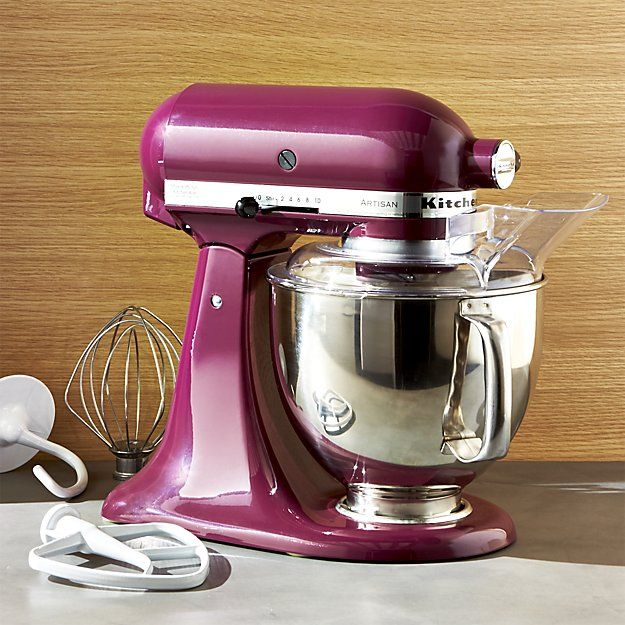 Kitchenaid Boysenberry Stand Mixer