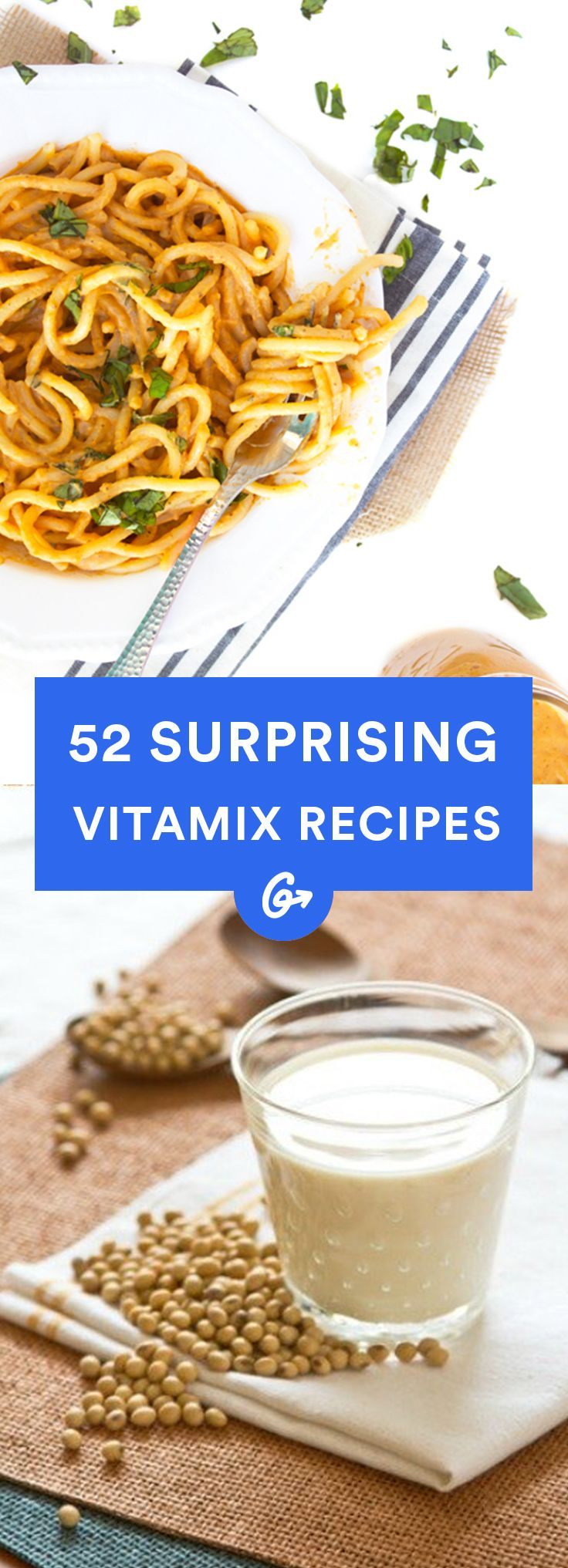 50 Surprising Things To Make In A Vitamix Healthy Recipes