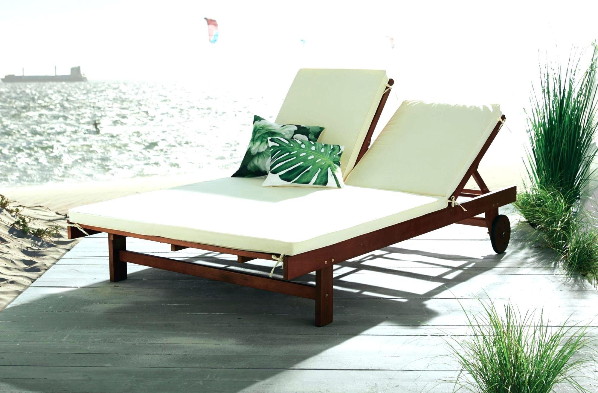 Gartenmobel Tisch Klappbar Doppelliege Garten Doppel Liege Rio Fsc