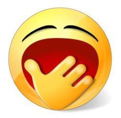 Yawning Smiley