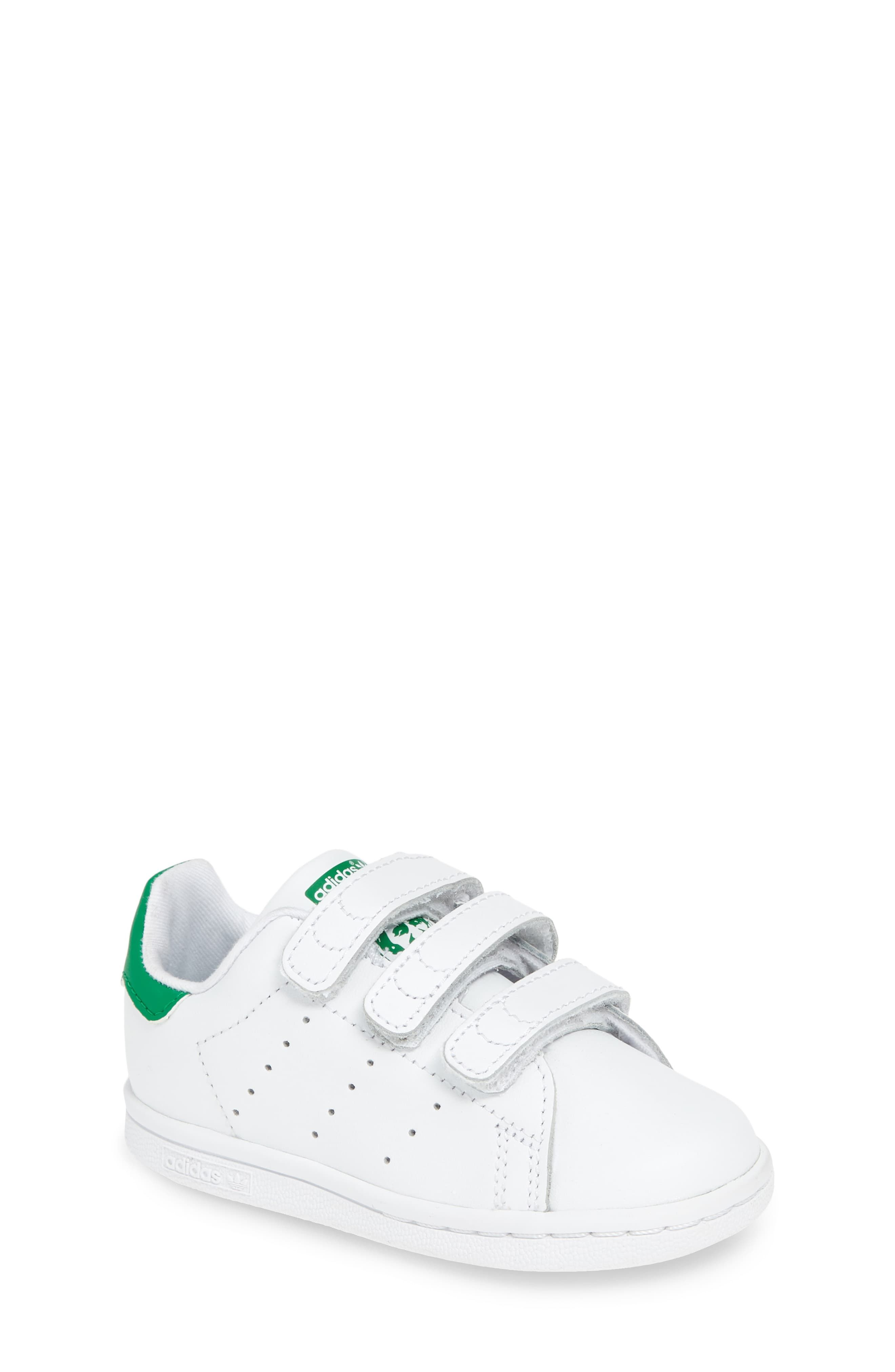competitive price edd0c a3590 Toddler Adidas Stan Smith Sneaker, Size 10 M - White in 2019 ...