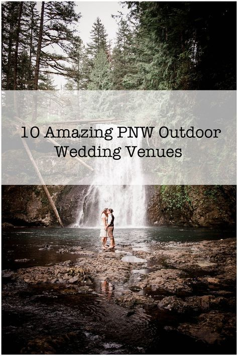 Intimate Pacific Northwest Wedding Venues Near Seattle And Portland Elopement Silver Falls Bohemian In