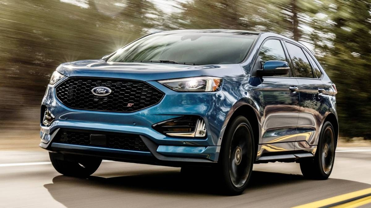 2019 Ford Edge And Edge St First Drive The Future Of Ford