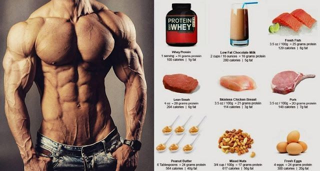 Best protein for muscle gain