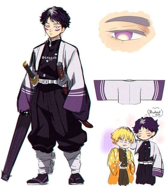 Pin By Lemontiddy Exe On Character Inspiration In 2020 Anime Demon Slayer Anime Rwby Characters
