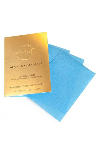 Mai Couture Salicylic & Blemish Control Blotting Papier available at #Nordstrom