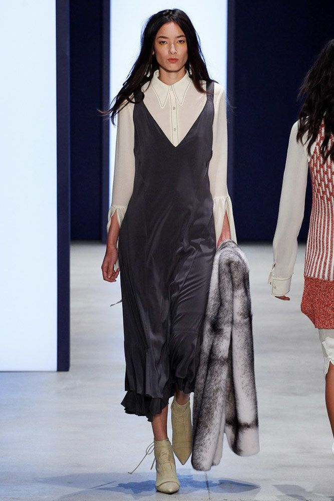 Derek Lam Spring 2016 Ready-to-Wear Collection Photos - Vogue