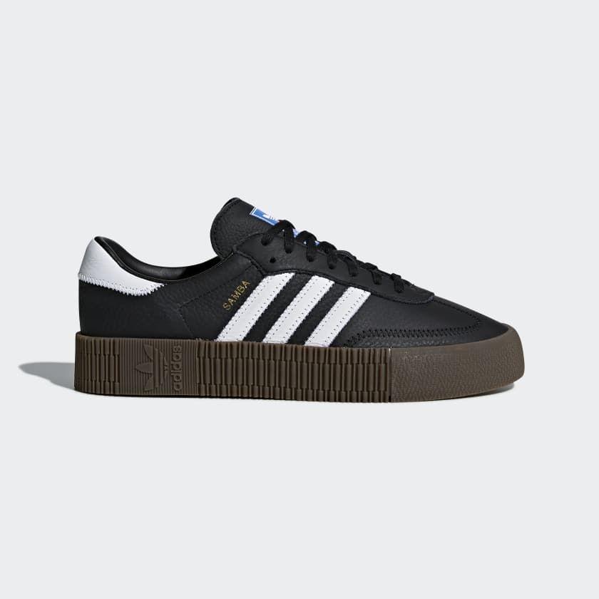 low priced a180f 56f87 SAMBAROSE Shoes Black B28156. SAMBAROSE Shoes Black B28156 Adidas Women, Adidas  Samba ...